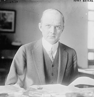 Henry Bruère