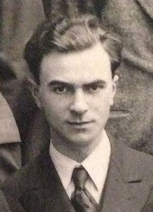 C. E. Wynn-Williams - C. E. Wynn-Williams at the Cavendish Laboratory in 1927