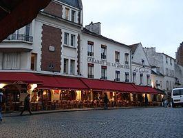 Place Jean-Marais