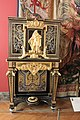 Cabinet sur pietement - Cabinet on stand - Vers 1690-1710 - Boulle - Louvre - OA 5469.jpg