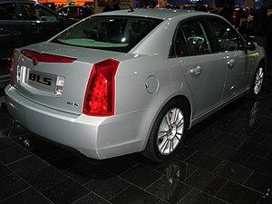 Cadillac BLS - Image: Cadillac BLS 2006 02