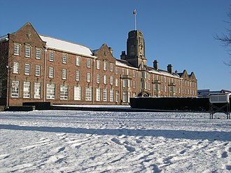 University of Wales, Newport - Caerleon campus