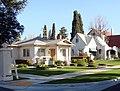California Bungalos on Brooksie, Redlands, CA 3-2012 (6833458302).jpg