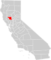 California county map (Colusa County highlighted).svg
