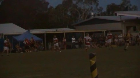File:Caloundra v Nambour Peanlty off kick two.ogv