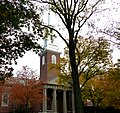 Cambridge - USA - Harvard University - Memorial Church - panoramio.jpg