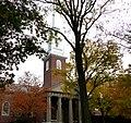 Cambridge - USA - Harvard University - Memorial Church - panoramio.jpg