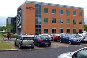Redgate - Image: Cambridge Business Park Redgate