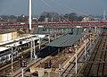 Cambridge Station, the new platform and footbridge - geograph.org.uk - 2691587.jpg