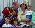 Cambridge family at Trooping the Colour 2019 - 03.jpg
