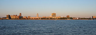 Camden Waterfront - Waterfront from the Delaware River (2005)