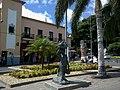 Canaries Tenerife Santa Cruz Recova Municipal Entree Statue 02092015 - panoramio.jpg