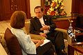 Canciller Patiño concede entrevista a agencia internacional de noticias EFE (4920654091).jpg