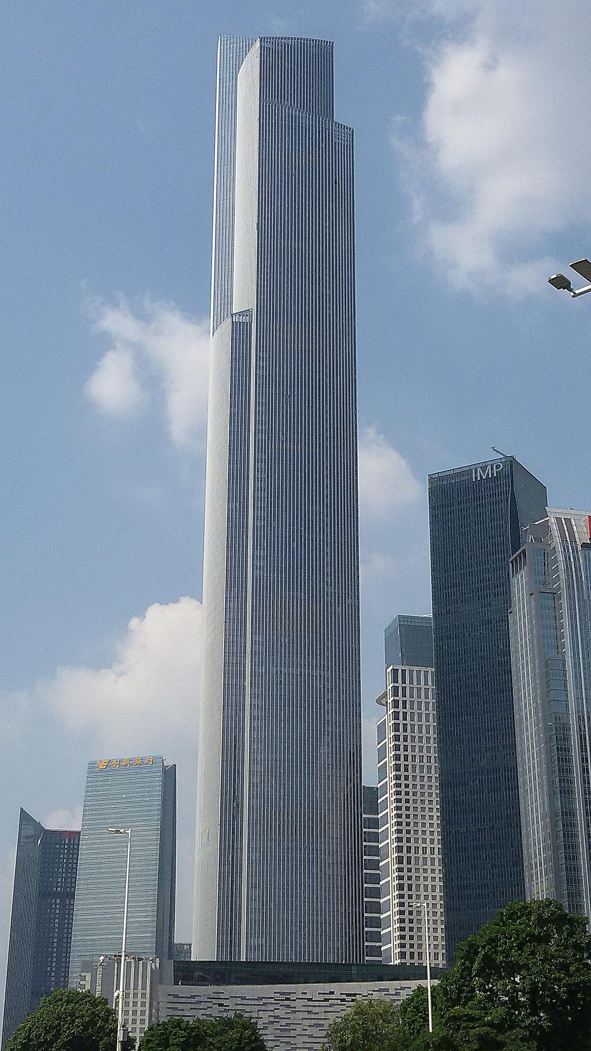 CTF金融センター - Wikipedia