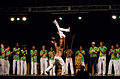 Capoeira at Brazilian pavilion at Folklorama 2013.jpg