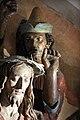 Cappella della casa di pilato, cristo coronato di spine attr. ad agnolo di polo e benedetto buglioni, 06.jpg