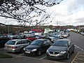 Car park at Exeter motorway services area - geograph.org.uk - 1054767.jpg