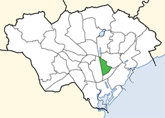 Cardiff ward location - Plasnewydd.png