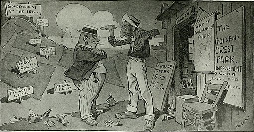 Caricature; wit and humor of a nation in picture, song and story (1911) (14782806795)