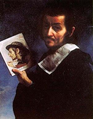 Carlo Dolci - Self-Portrait (1674)