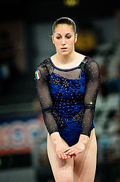 List of Olympic female gymnasts for Italy - Wikipedia