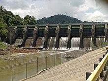 Carraízo Lake Dam in w:en:Trujillo Alto, Puerto Rico.