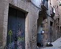 Carrer de la Seca 5, arc de Sant Vicenç.jpg