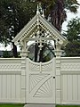Carson Mansion Gate 2010.jpg
