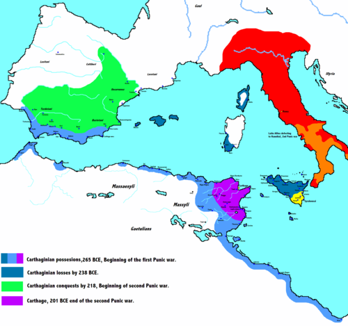 Downfall of the Carthaginian Empire