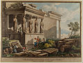 Cassas Louis-Francois - The Porch of the Caryatids on the Erectheion - Google Art Project.jpg
