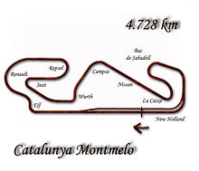 Circuit de Catalunya (last modified in 1997)