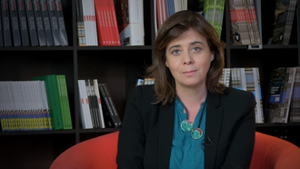 Left Bloc - Catarina Martins, current leader of BE
