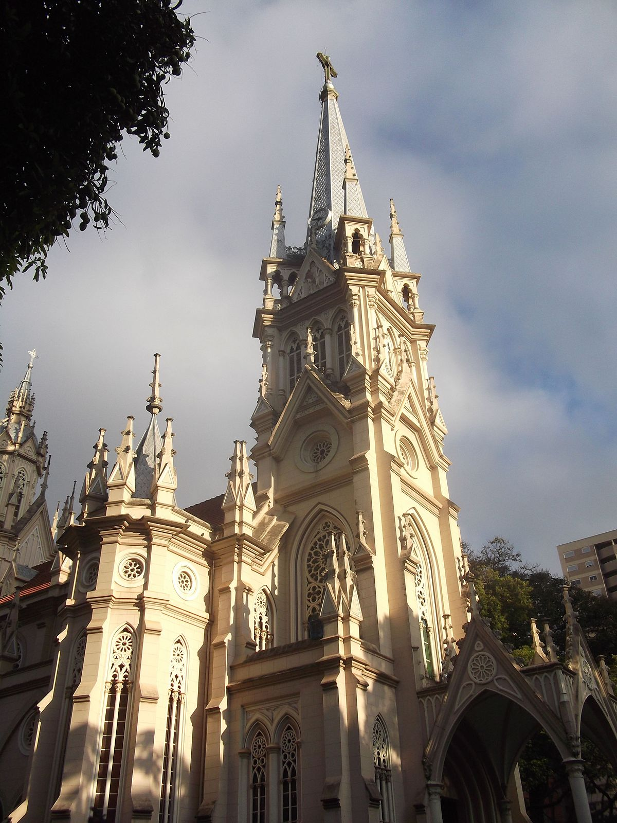our lady of good voyage cathedral belo horizonte wikipedia