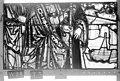 Cathédrale - Vitrail, Chapelle Saint-Joseph, lancette de droite, Légende de saint Romain, troisième panneau, en haut - Rouen - Médiathèque de l'architecture et du patrimoine - APMH00031289.jpg
