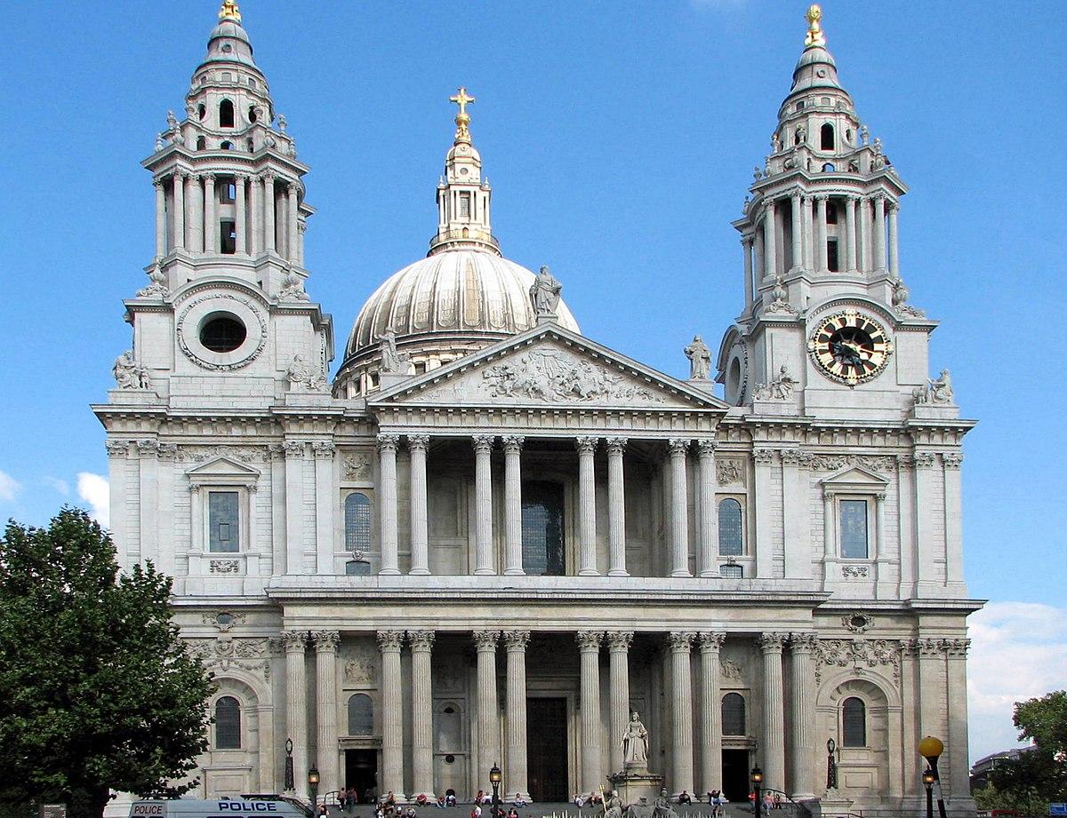 Catedral de São Paulo (Londres) – Wikipédia, a ...