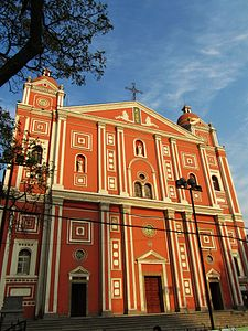 Cathedral of the Immaculate Conception in Taiyuan 02 2012-09.JPG