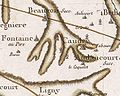 Caudry Carte de Seguin Ingenieur du Roi 1758.jpg