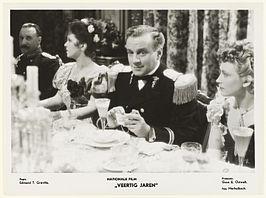 Cees Laseur en Lily Bouwmeester (1938)