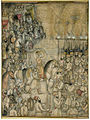 Celebrations at the time of the marriage of Aurangzeb (6124536299).jpg