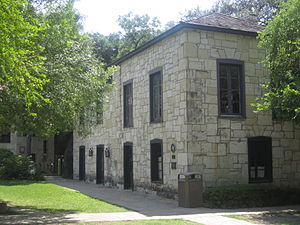 Witte Museum - Image: Celso Navarro House, Witte Museum, San Antonio, TX IMG 3160