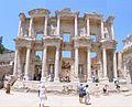 Celsus library, Ephesus - panoramio.jpg