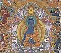 Center detail, The Blue Beryl-Medicine Buddha (cropped).jpg