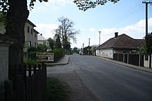 Center of Lukavice, Chrudim District.JPG