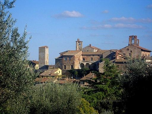 Centro storico di Lucignano