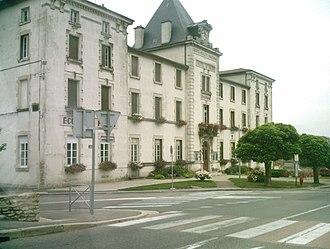 Ceyzériat - Image: Ceyzériat mairie