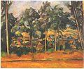 Cezanne - Das Dorf in der Provence.jpg