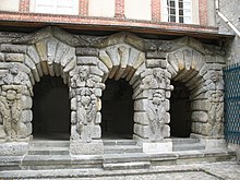 Rustication Architecture Wikipedia