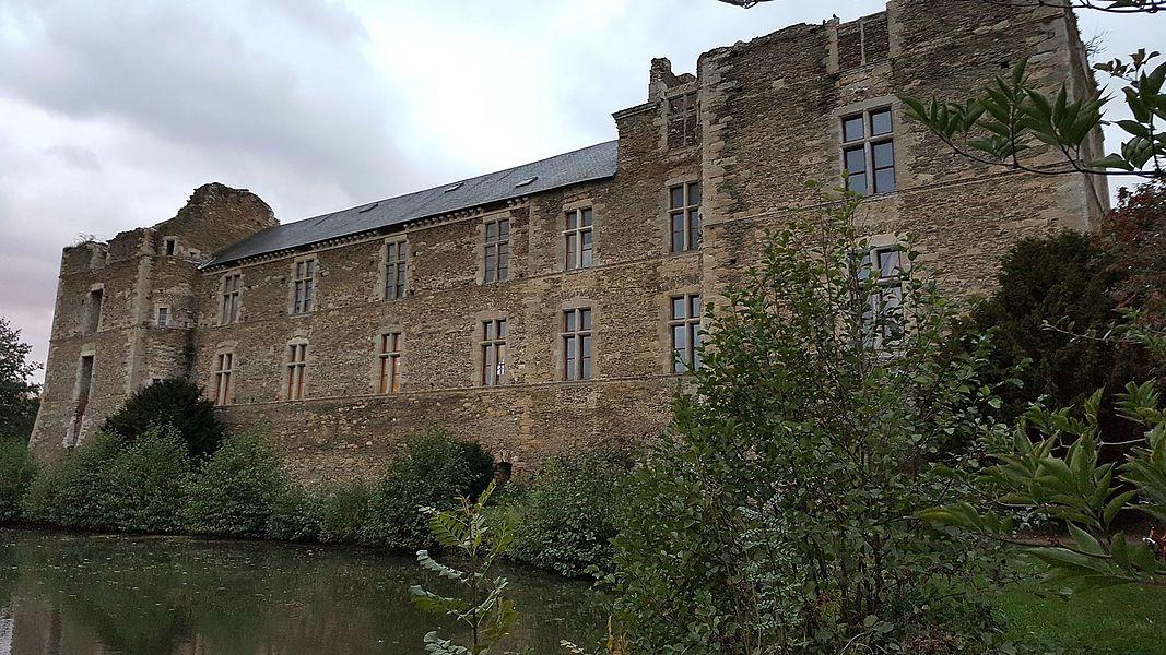 Château de Gonnord (49)