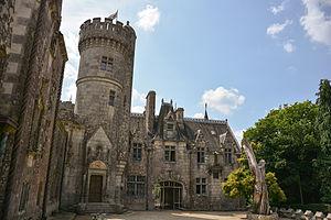Château de Keriolet - Image: Château de Kériolet (3)