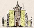 Château de Montaigut -croquis 1667.jpg